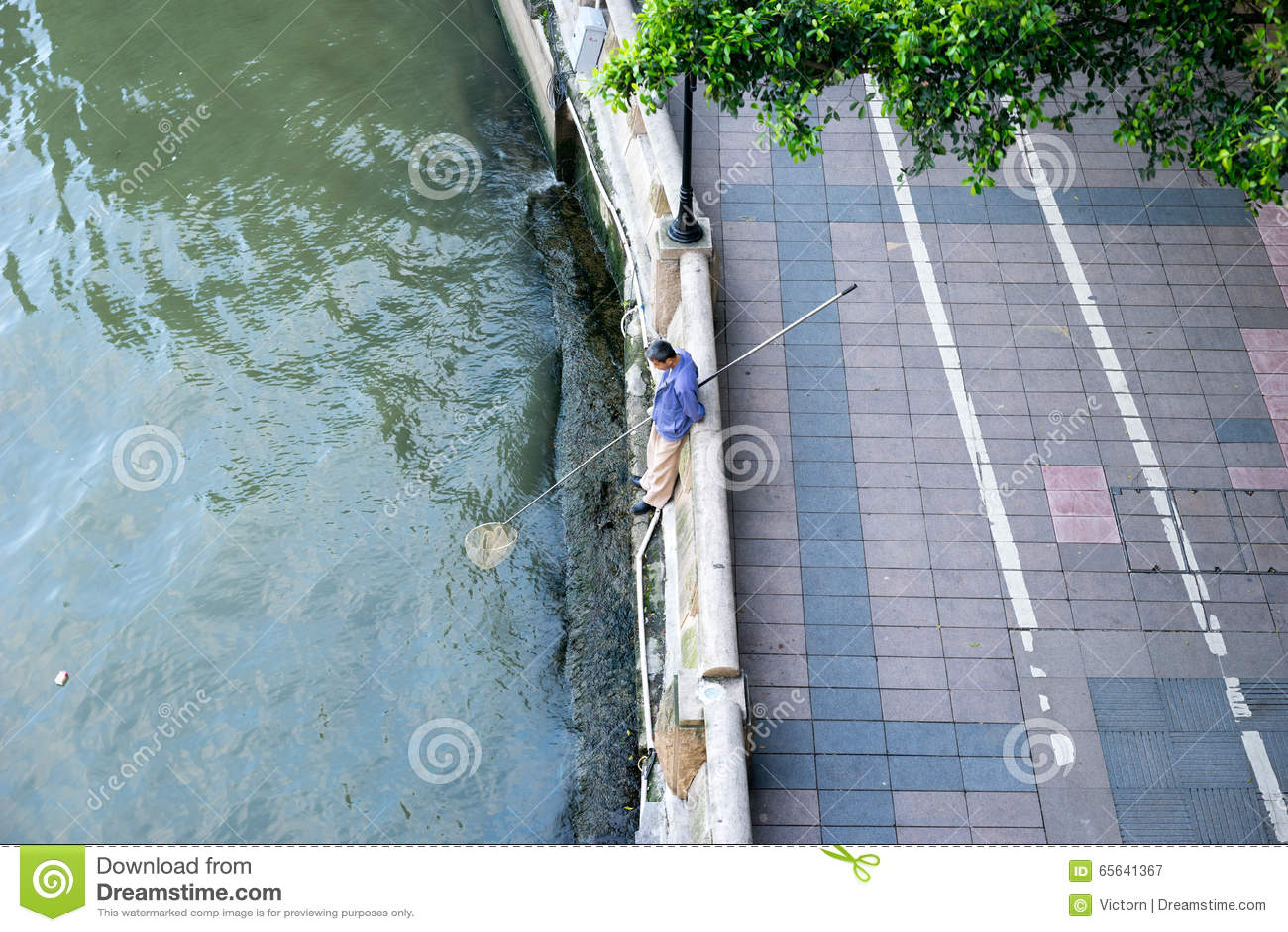 Pêche de personnes