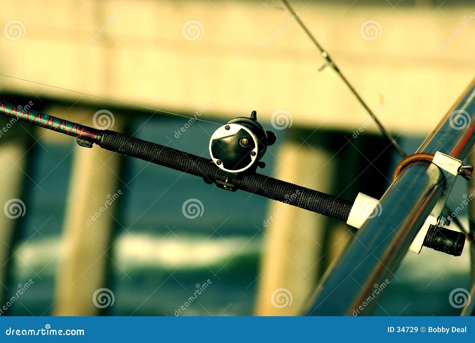 Pêche de pilier