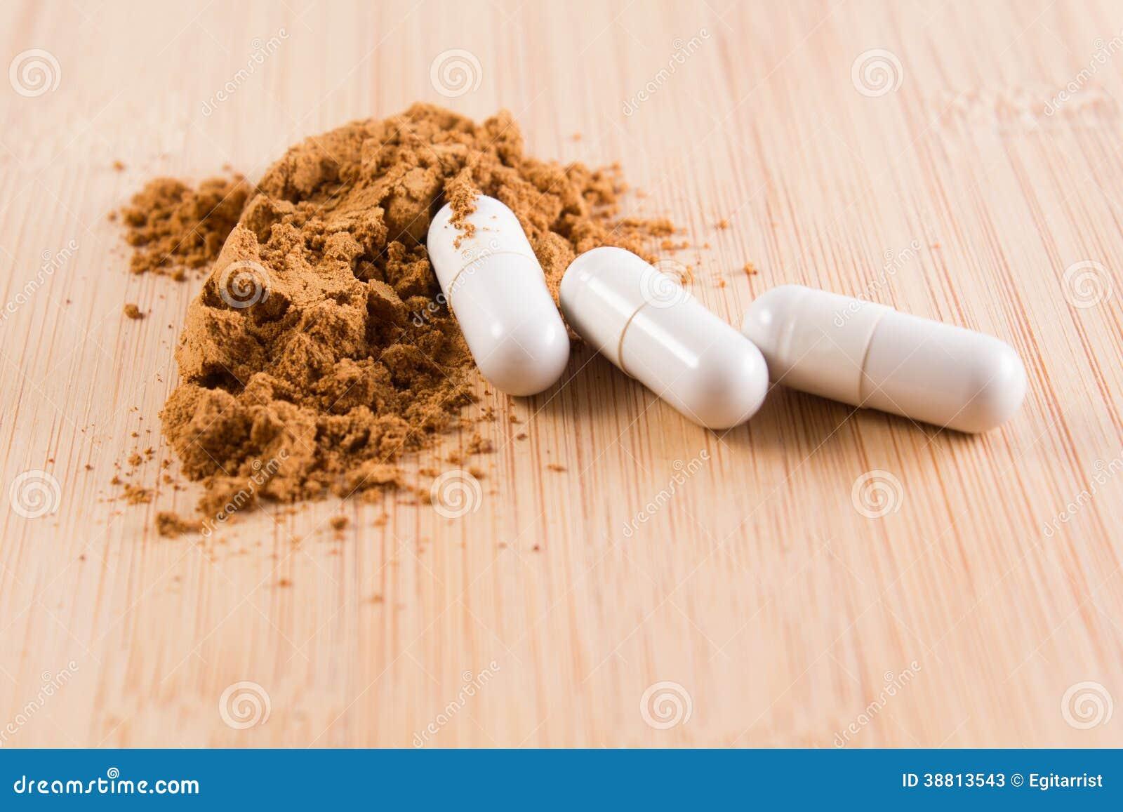 Píldoras de Guarana