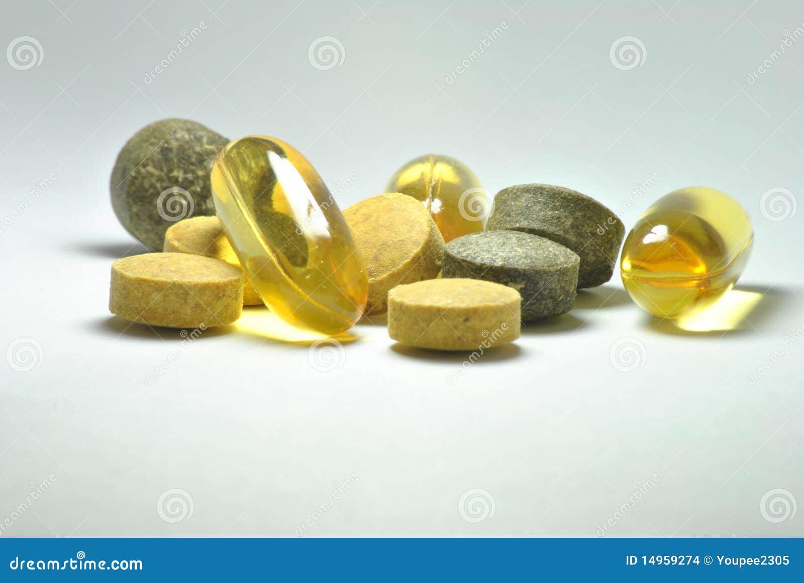 Píldoras de la salud