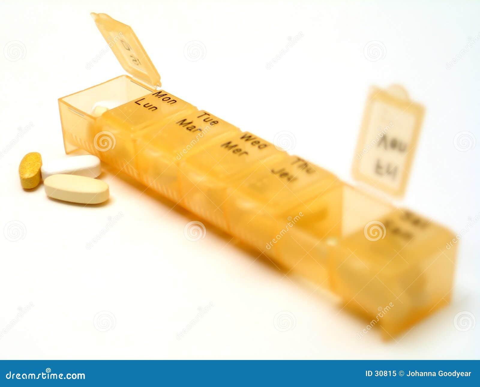 Píldoras diarias 4