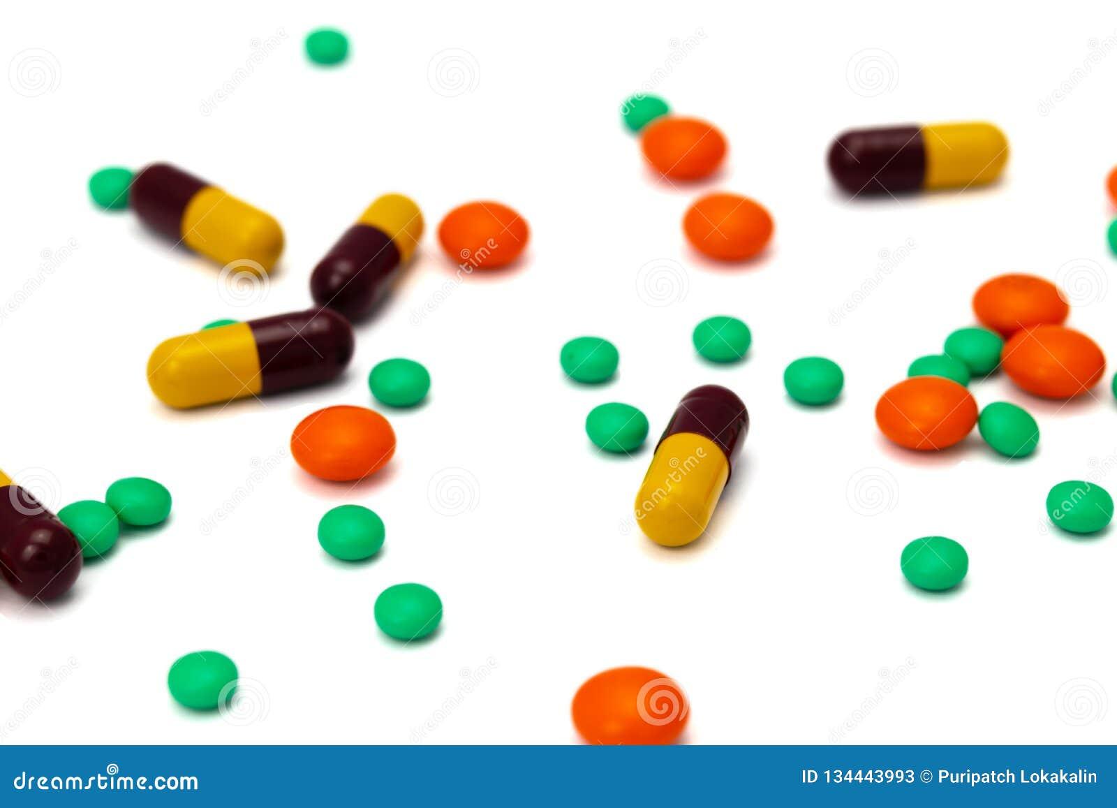 Píldoras y cápsulas