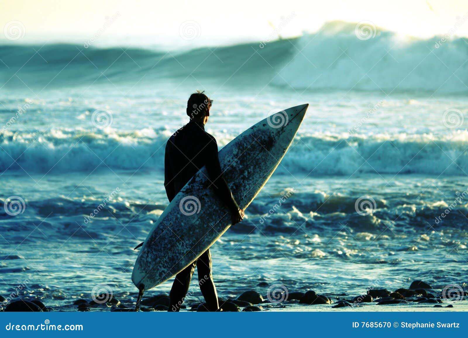 Półmroku surfingowiec