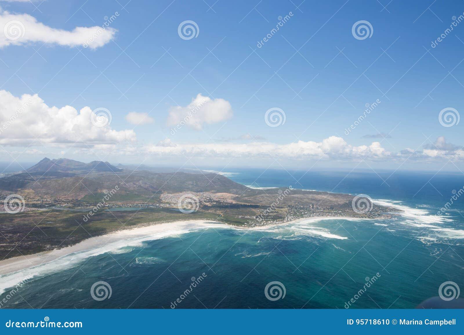 Półwysep Kapsztad Południowa Afryka