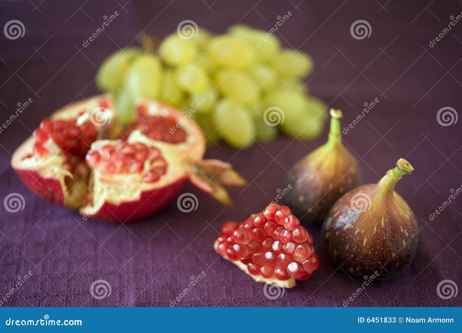 Późne lata owoców
