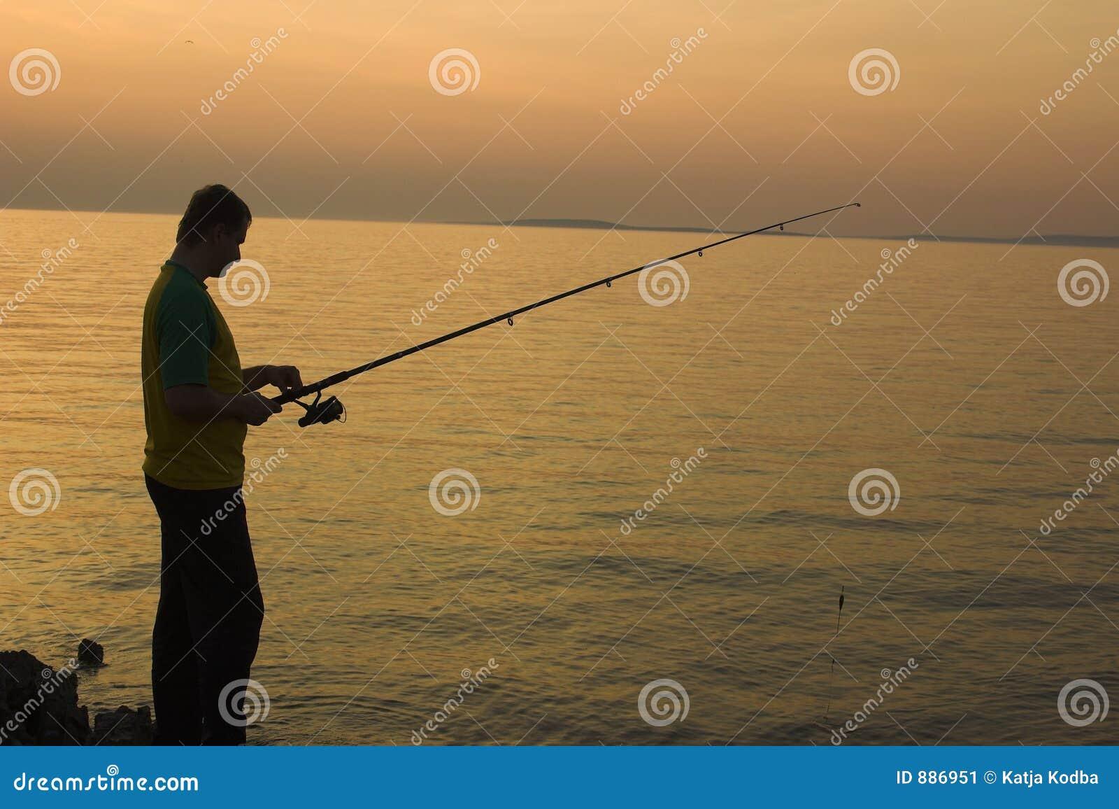 Późno połowów