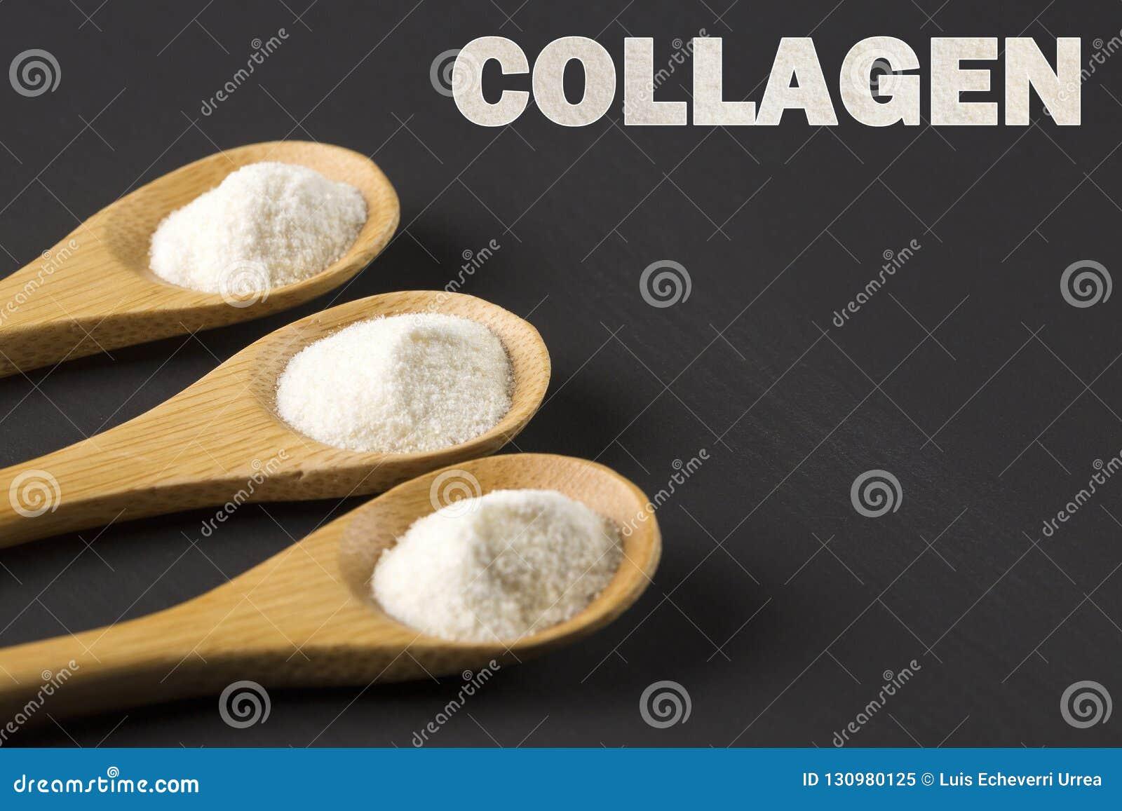 Pó da proteína do colagênio - Hydrolyzed Lageno do ³ de CÃ