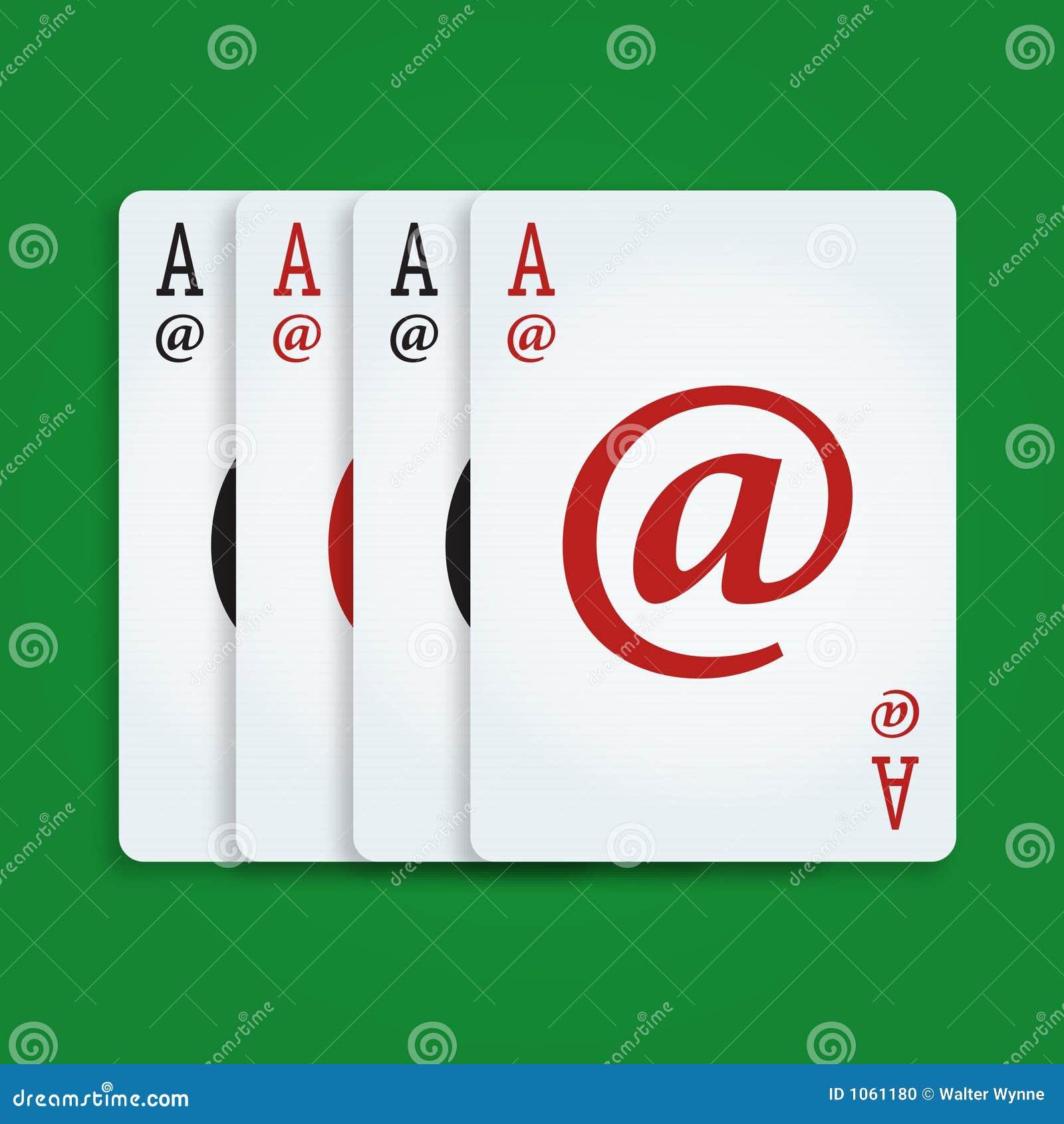 Póker del Internet