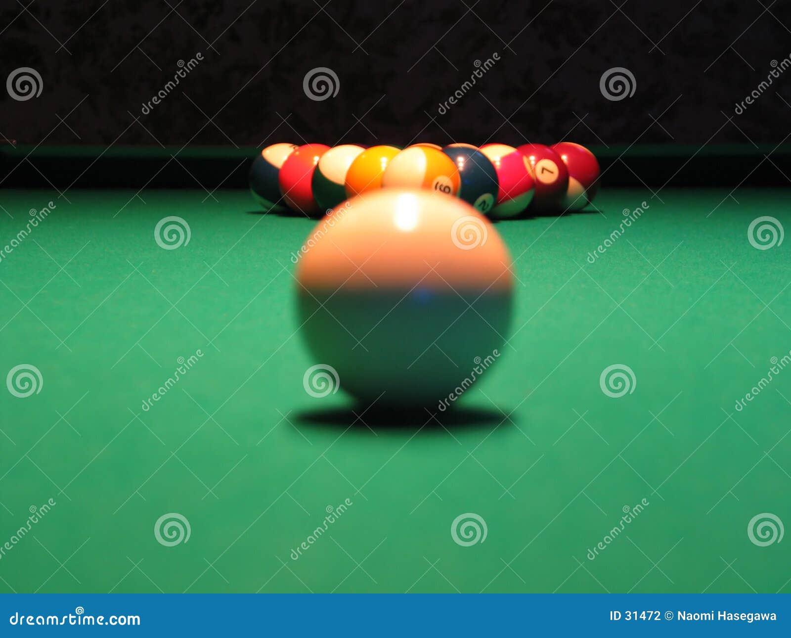 Pöl för 8 boll