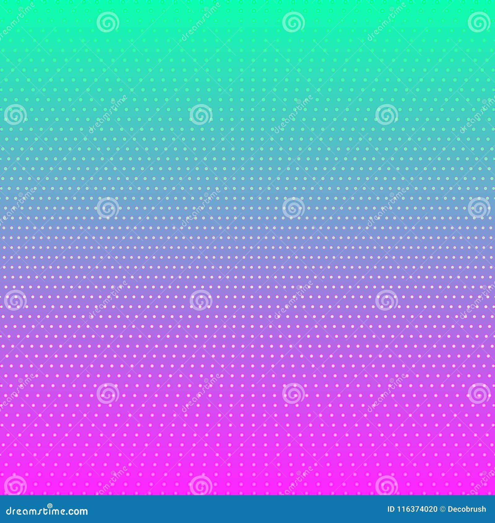Púrpura De La Turquesa Del Fondo De La Pendiente Pendientes Suaves