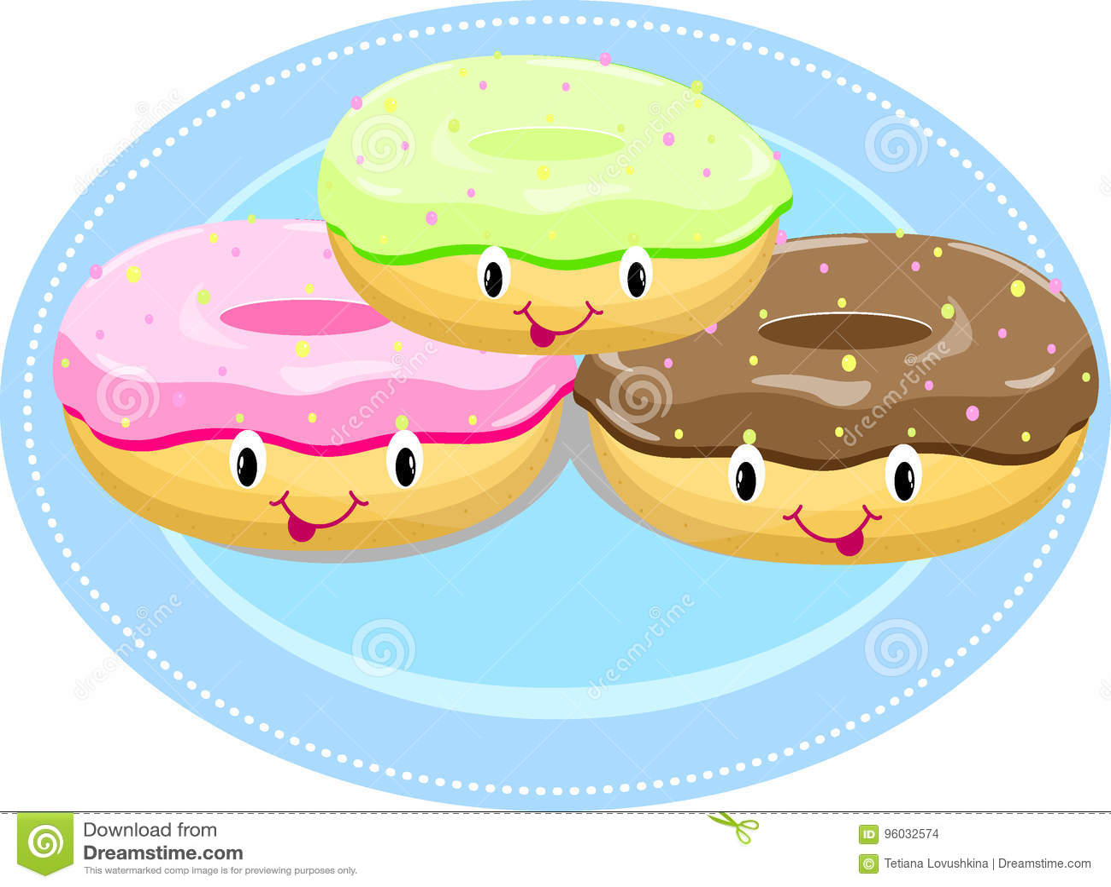 Pączka tort