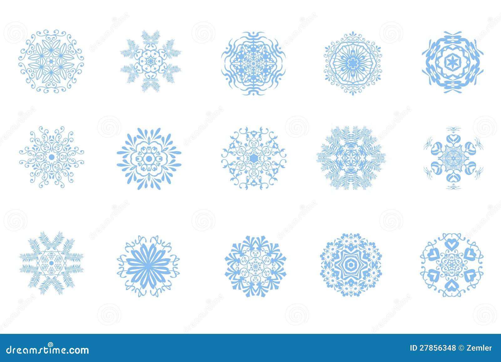 Płatek śniegu inkasowi