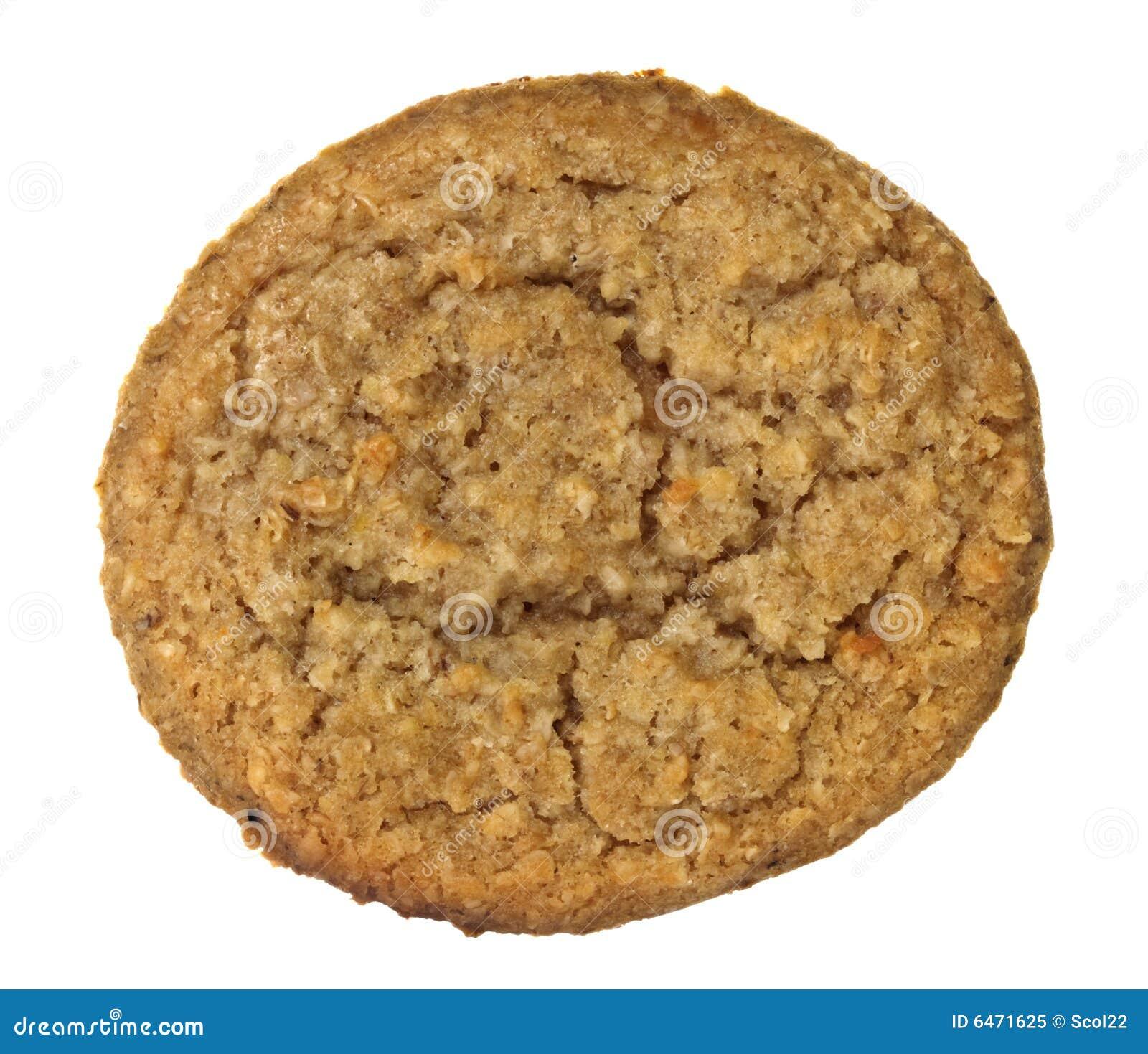 Płatki owsiane ciasteczka