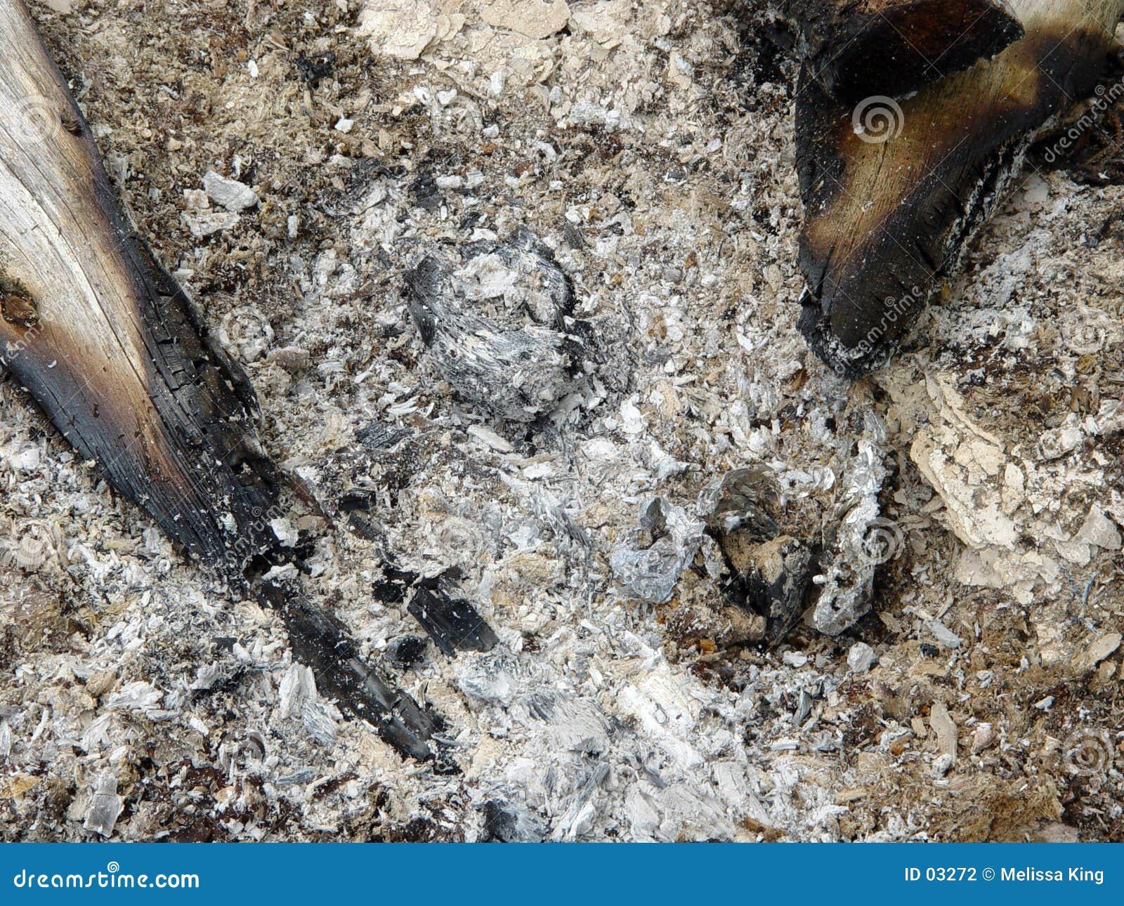 Płonie ogień