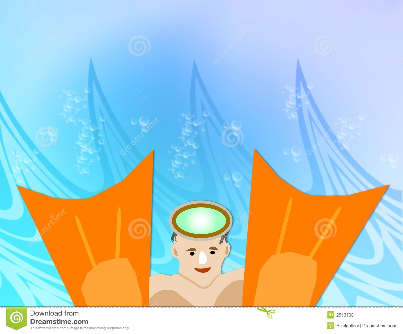 Pływak fin