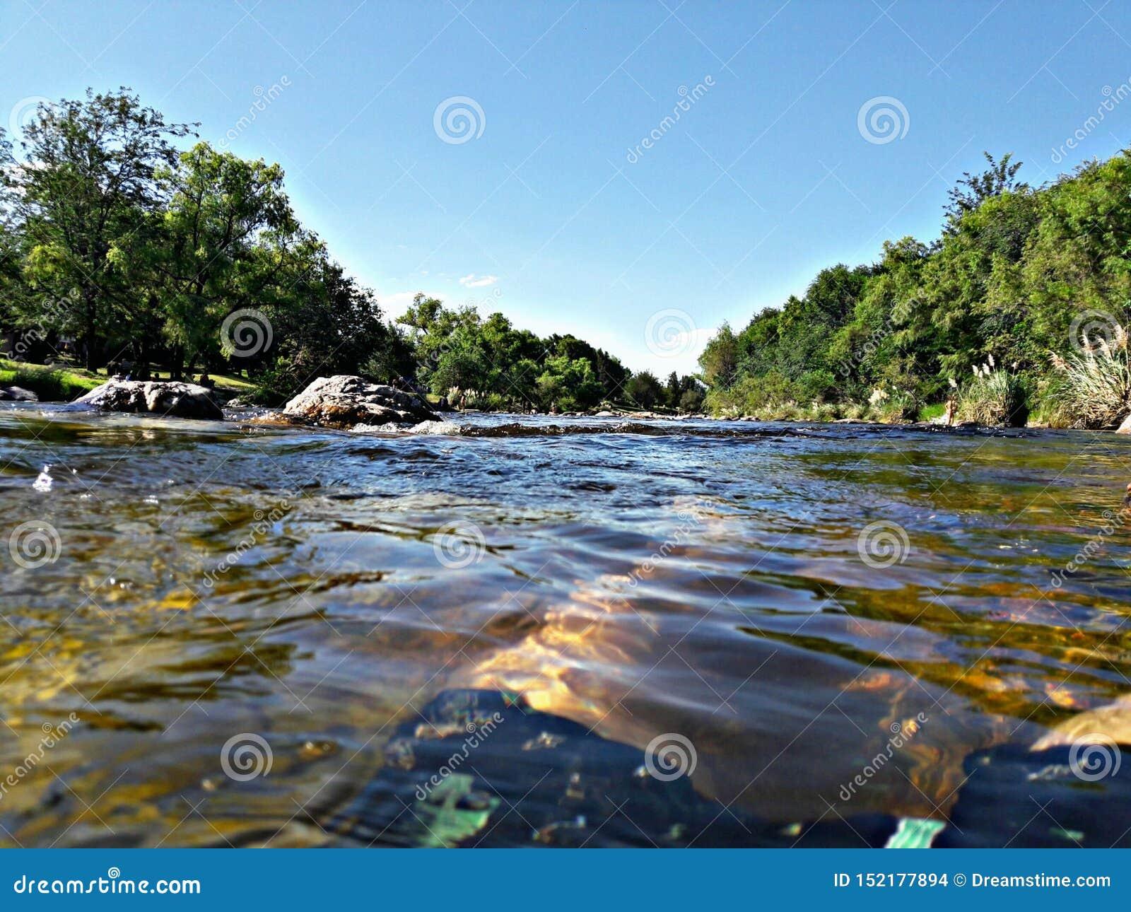 P? floden