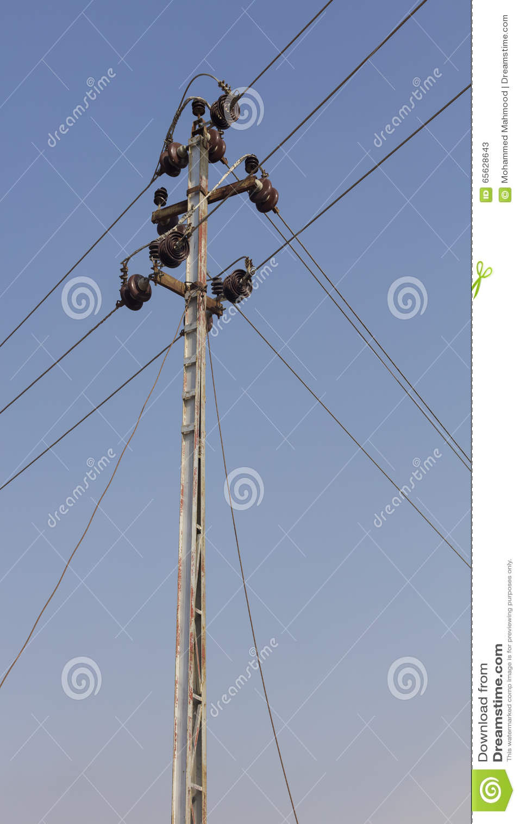 Pôle électrique