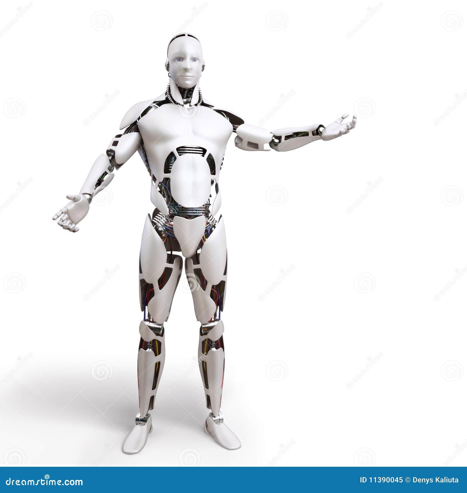 P1机器人