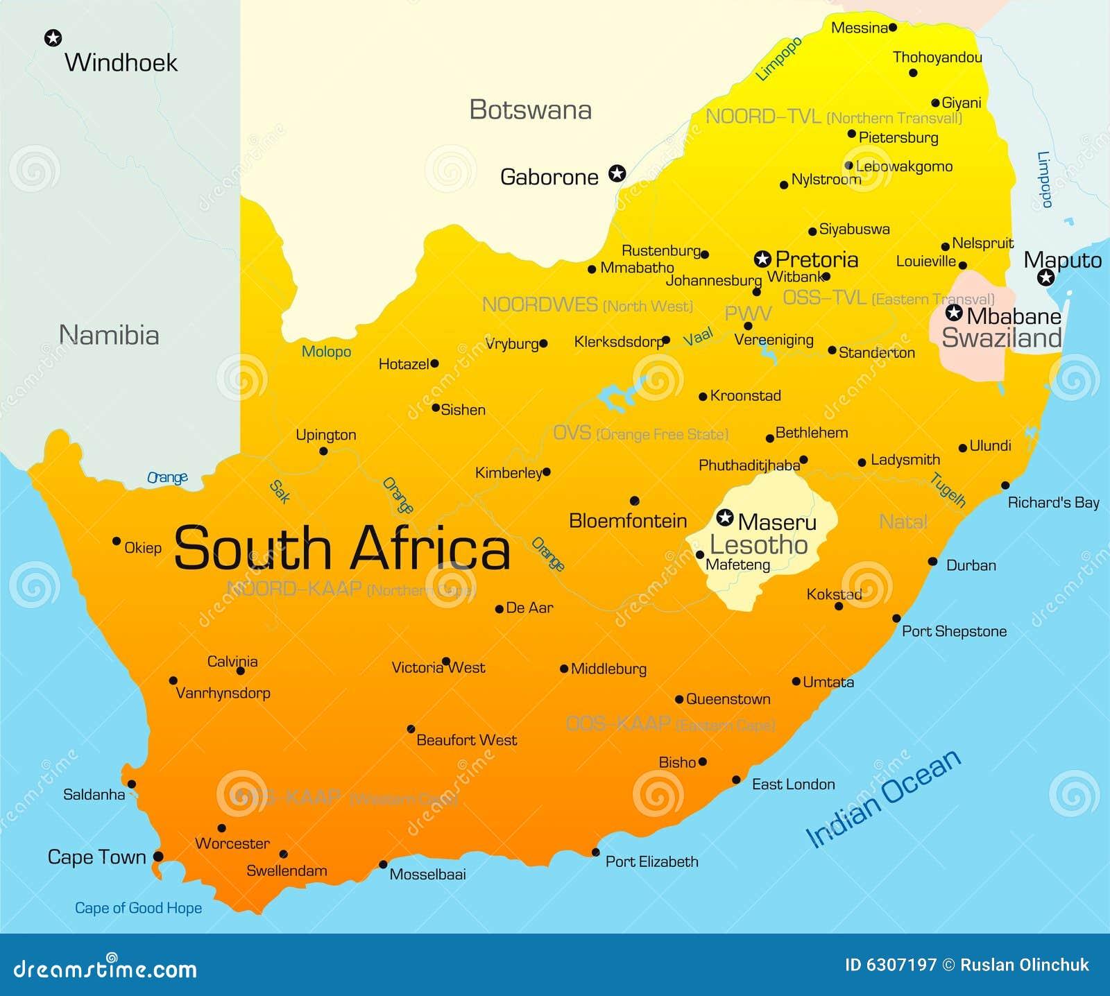 País de Suráfrica