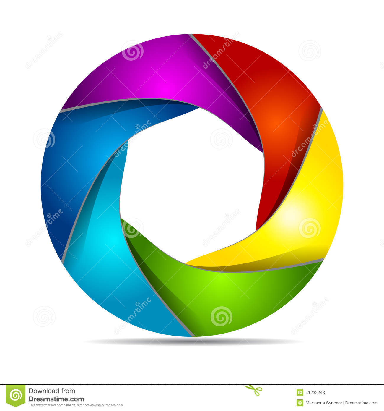 Color Ring Puzzle