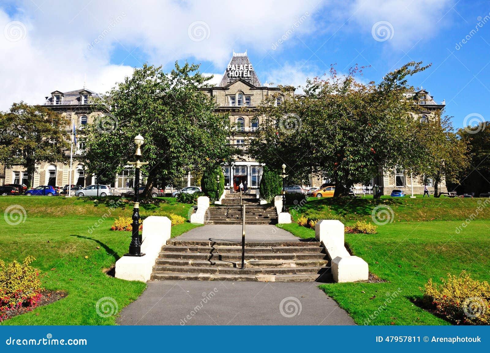 Pałac hotel, Buxton