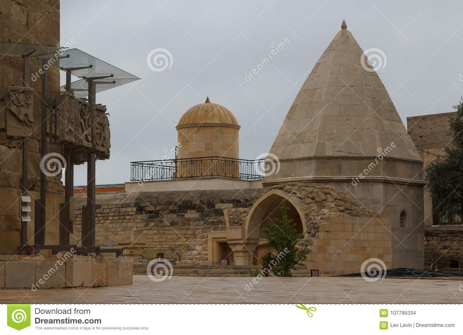 Pałac Shirvanshahs