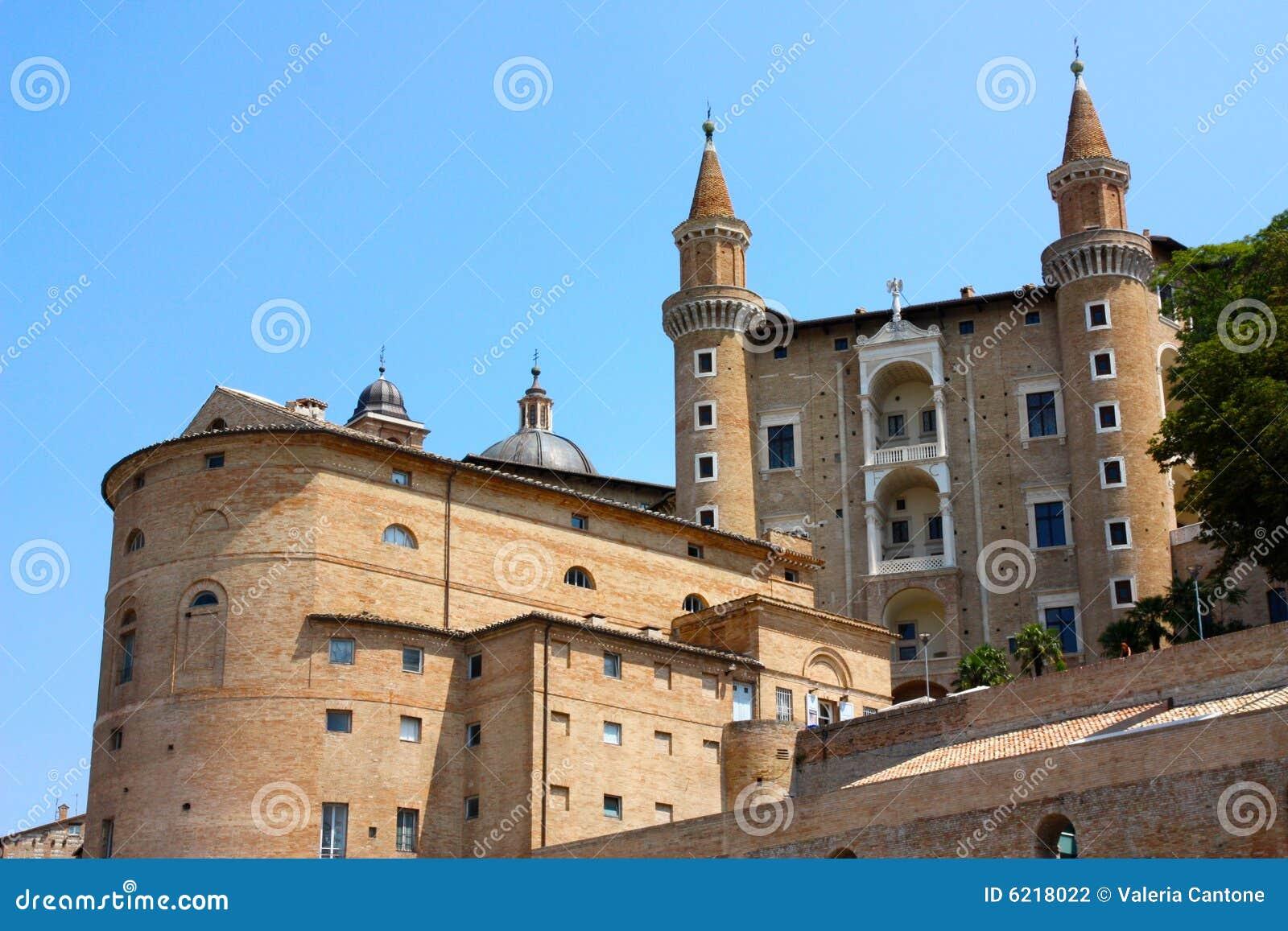 Pałacu księcia Urbino