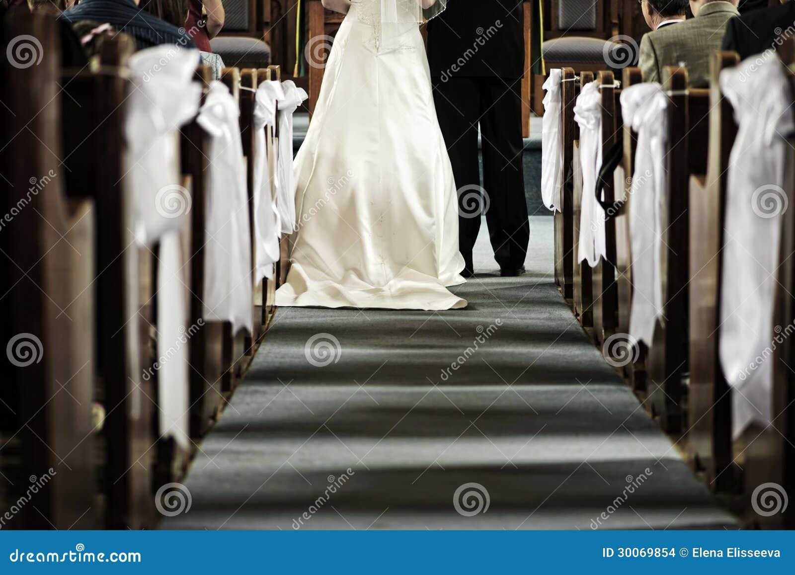 Poślubiać w kościół