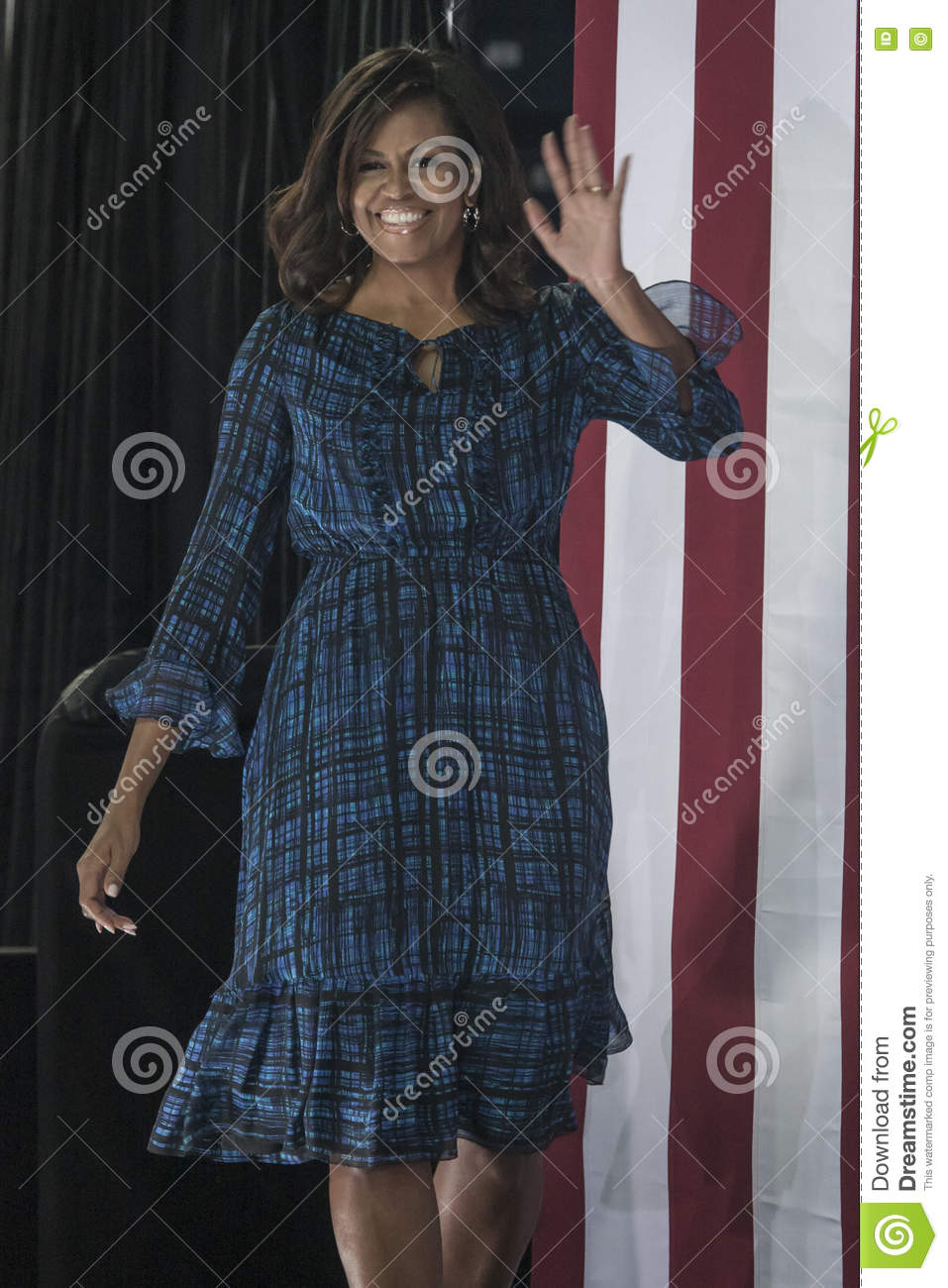 PA: First Lady Michelle Obama for Hillary Clinton in Philadelphia