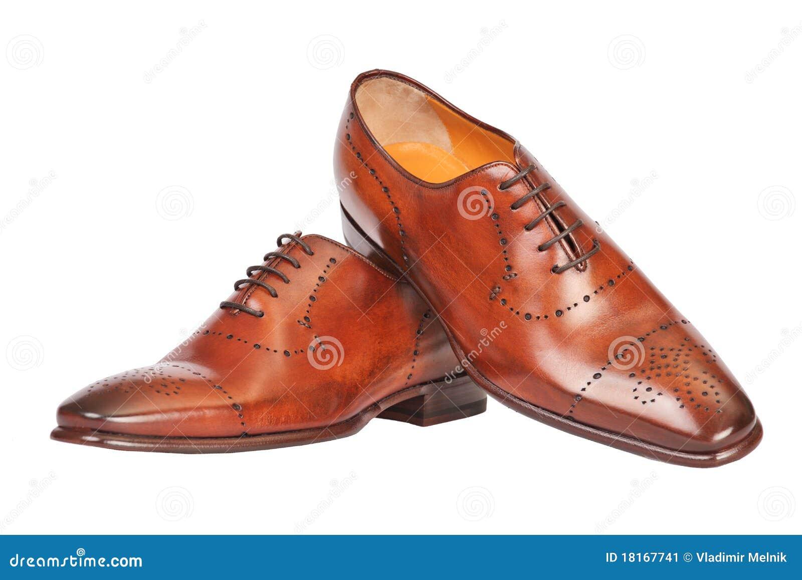 bruine schoenen
