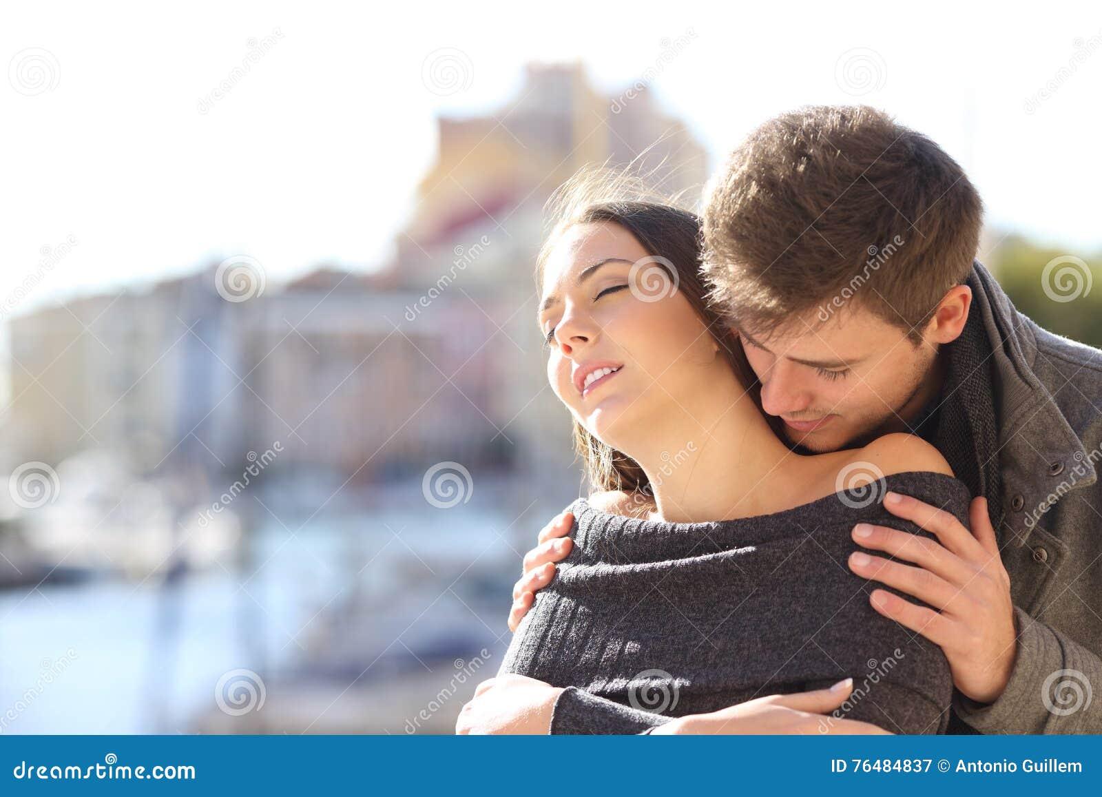 Flirten im winter