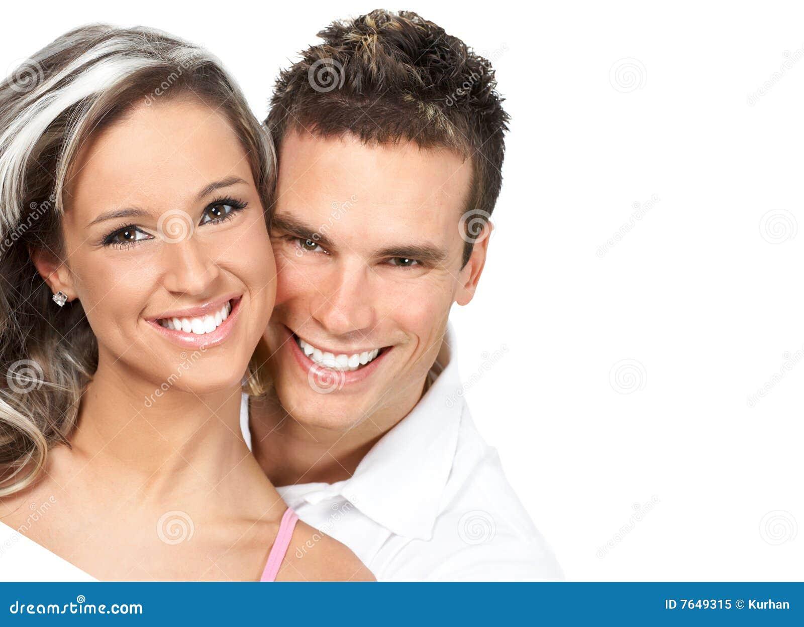 Paar in liefde