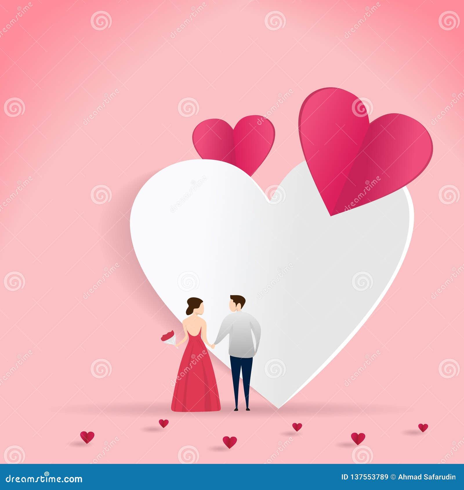Dating Valentines kaarten