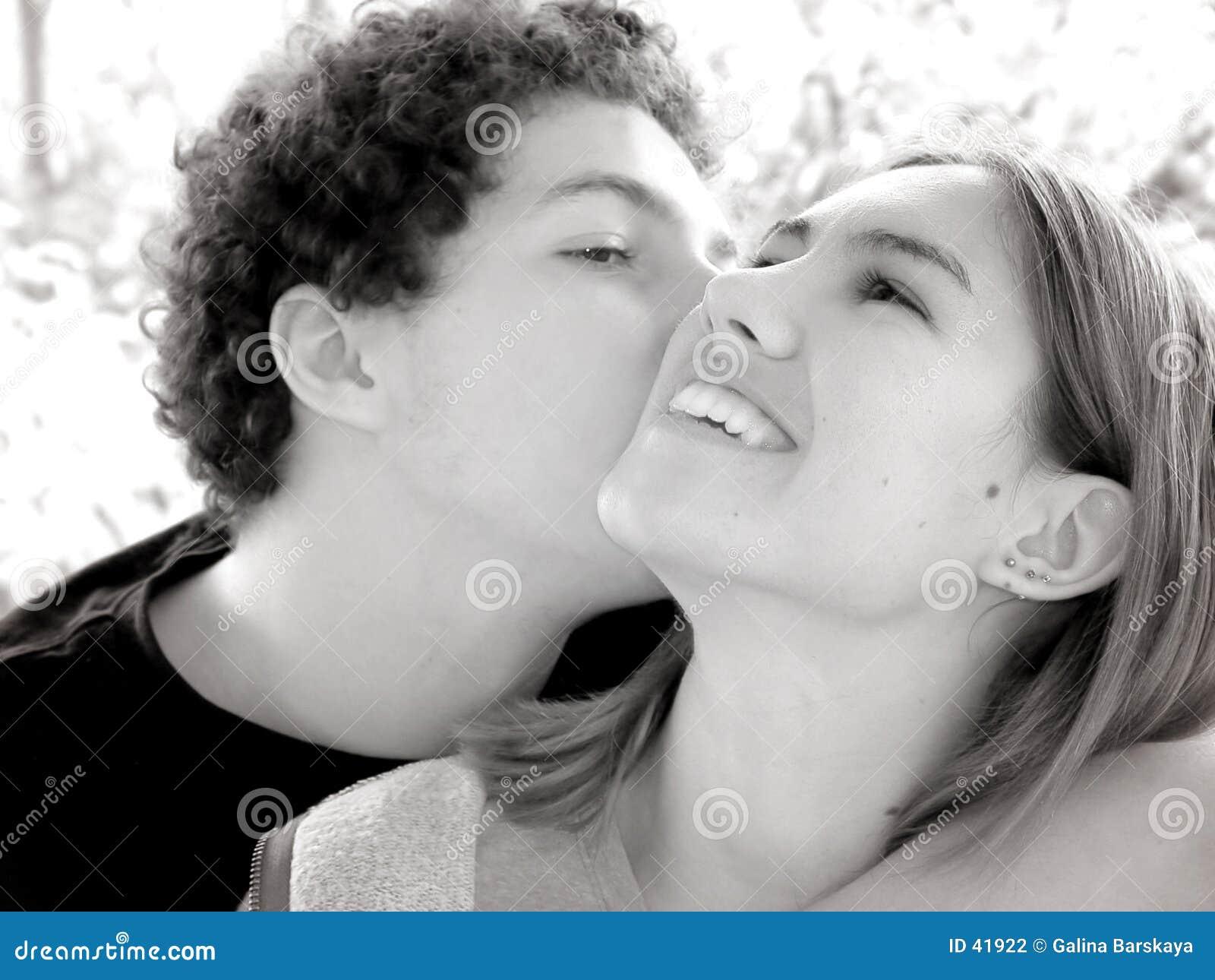Paare in der Liebe