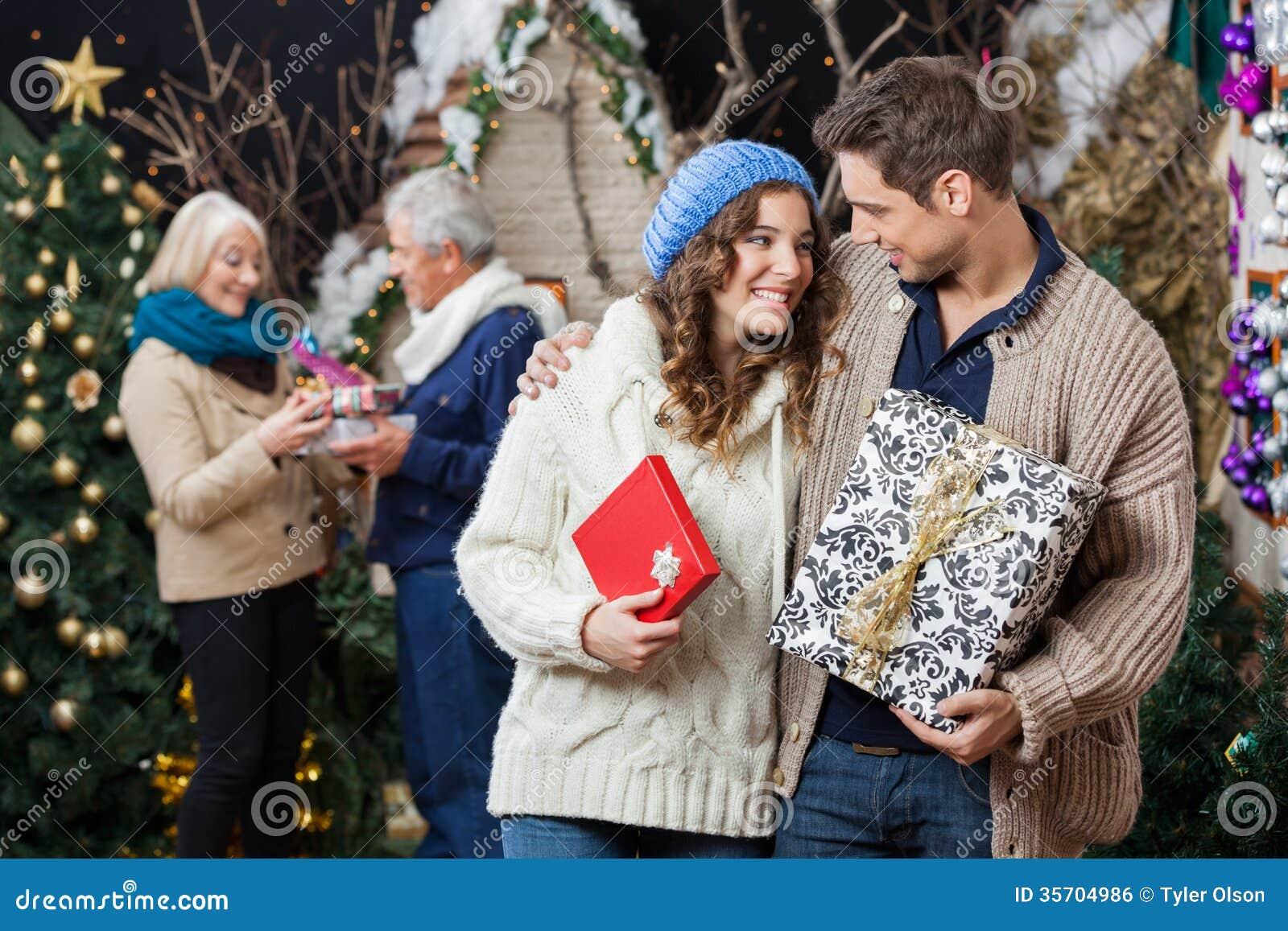 Weihnachtsgeschenke Paare