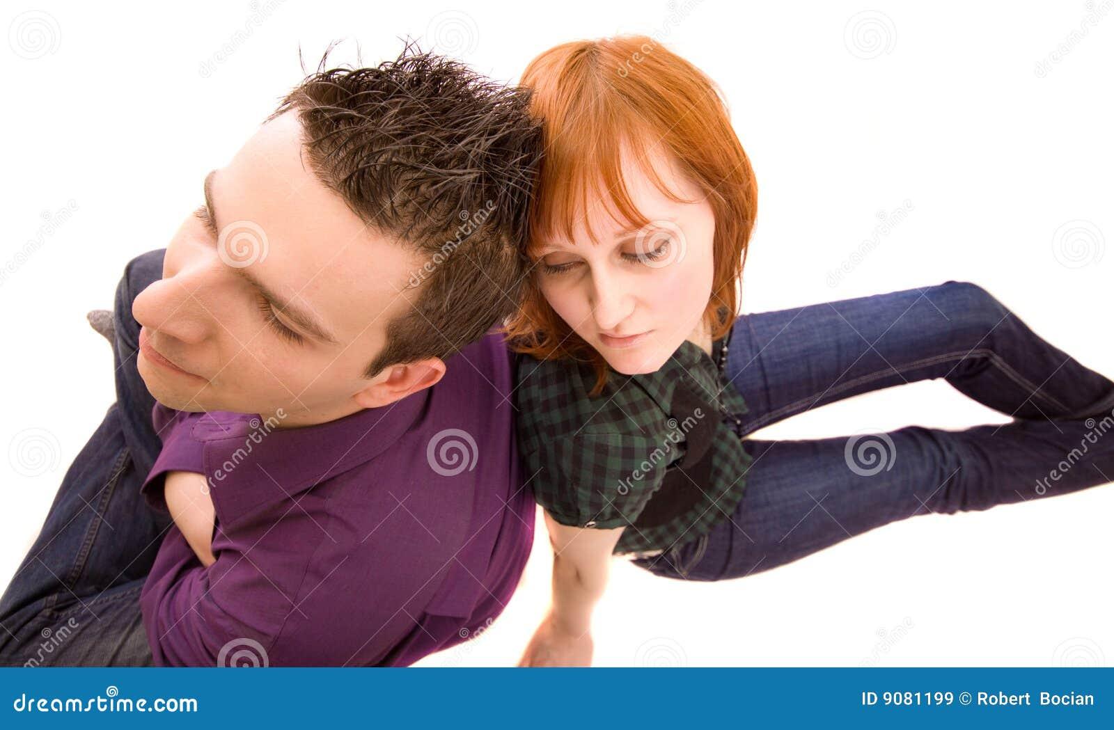Paare mit Problemen