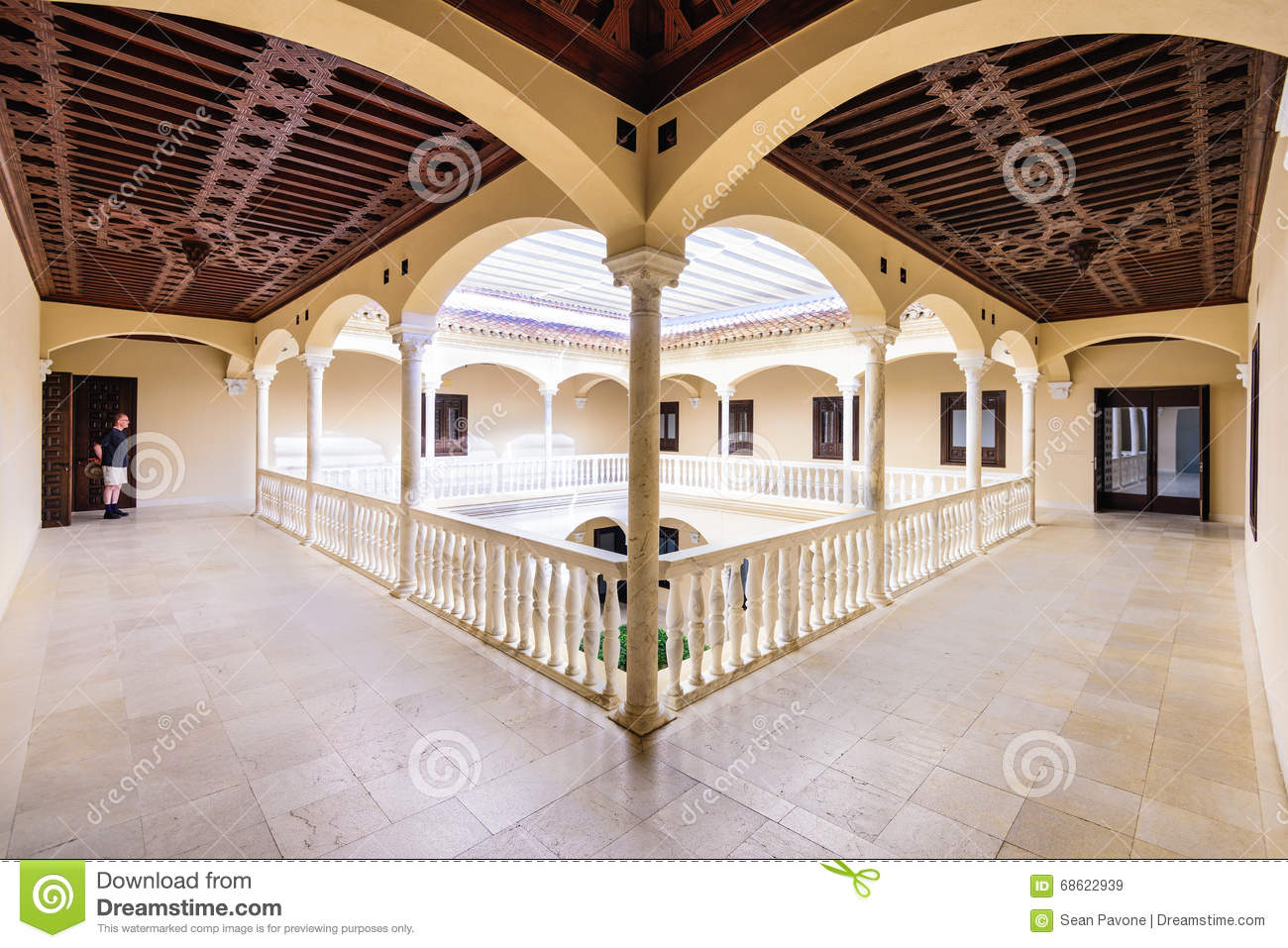 Museo Picasso Malaga.Pablo Picasso Museum Editorial Stock Image Image Of Historic 68622939