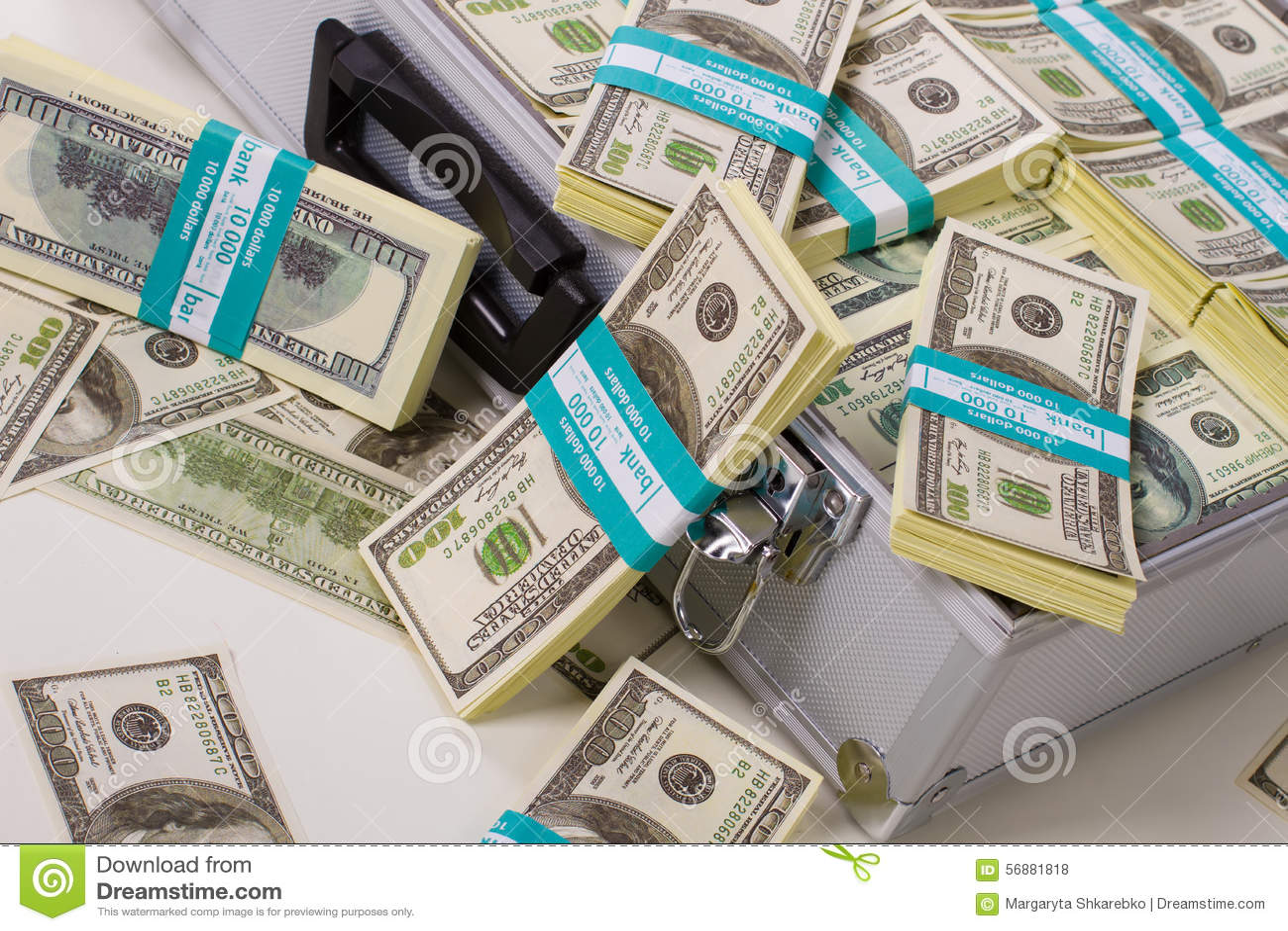 Pacchetti dei dollari
