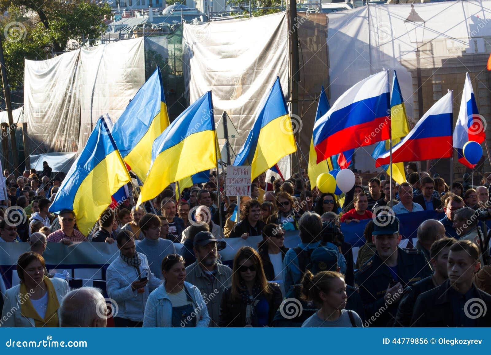 Pace marzo contro la guerra con l Ucraina