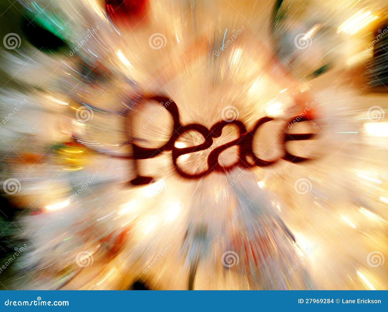 Pace a natale
