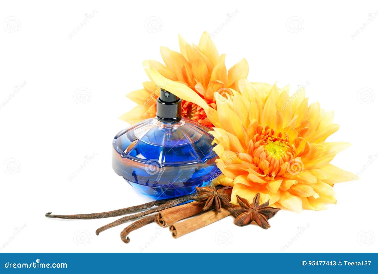 Pachnidło, kwiaty i pikantność,