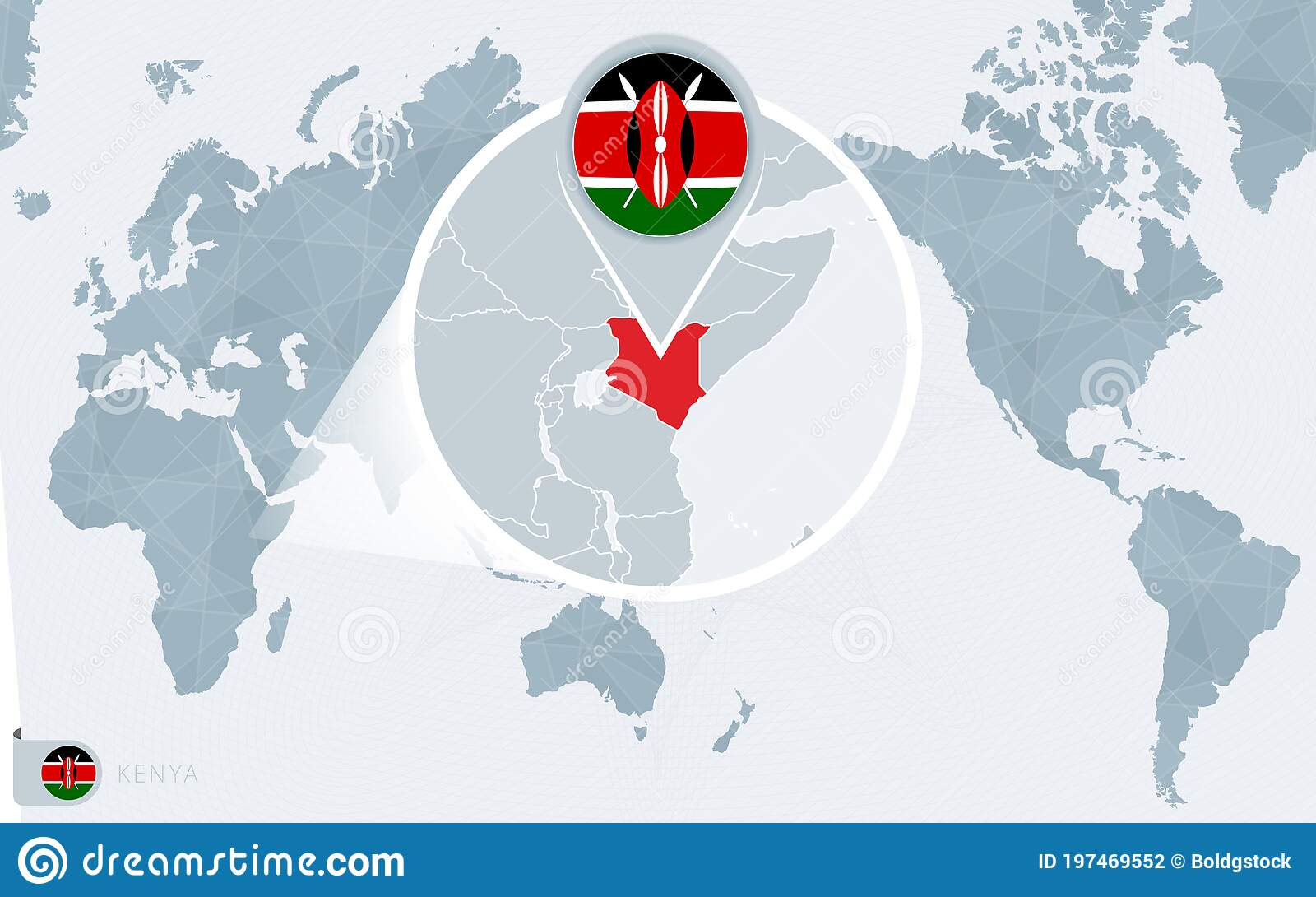 Image of: Kenya Map World Flag Pointer Stock Illustrations 22 Kenya Map World Flag Pointer Stock Illustrations Vectors Clipart Dreamstime