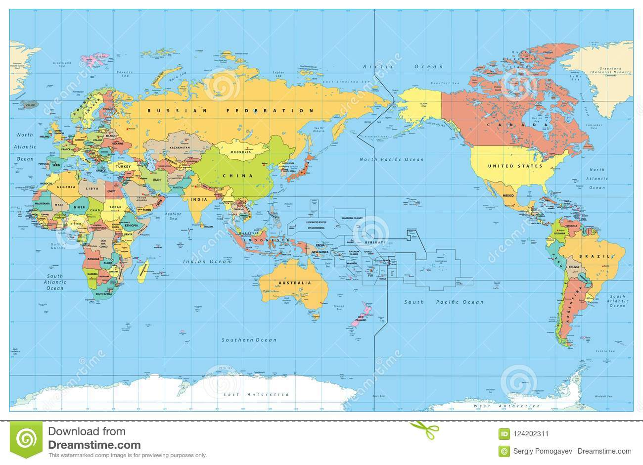 Map of pacific ocean and surrounding countries edi maps pacific ocean wikipedia bordering countries and territories edit the island geography of the pacific ocean basin blank outline maps indian ocean list of gumiabroncs Image collections