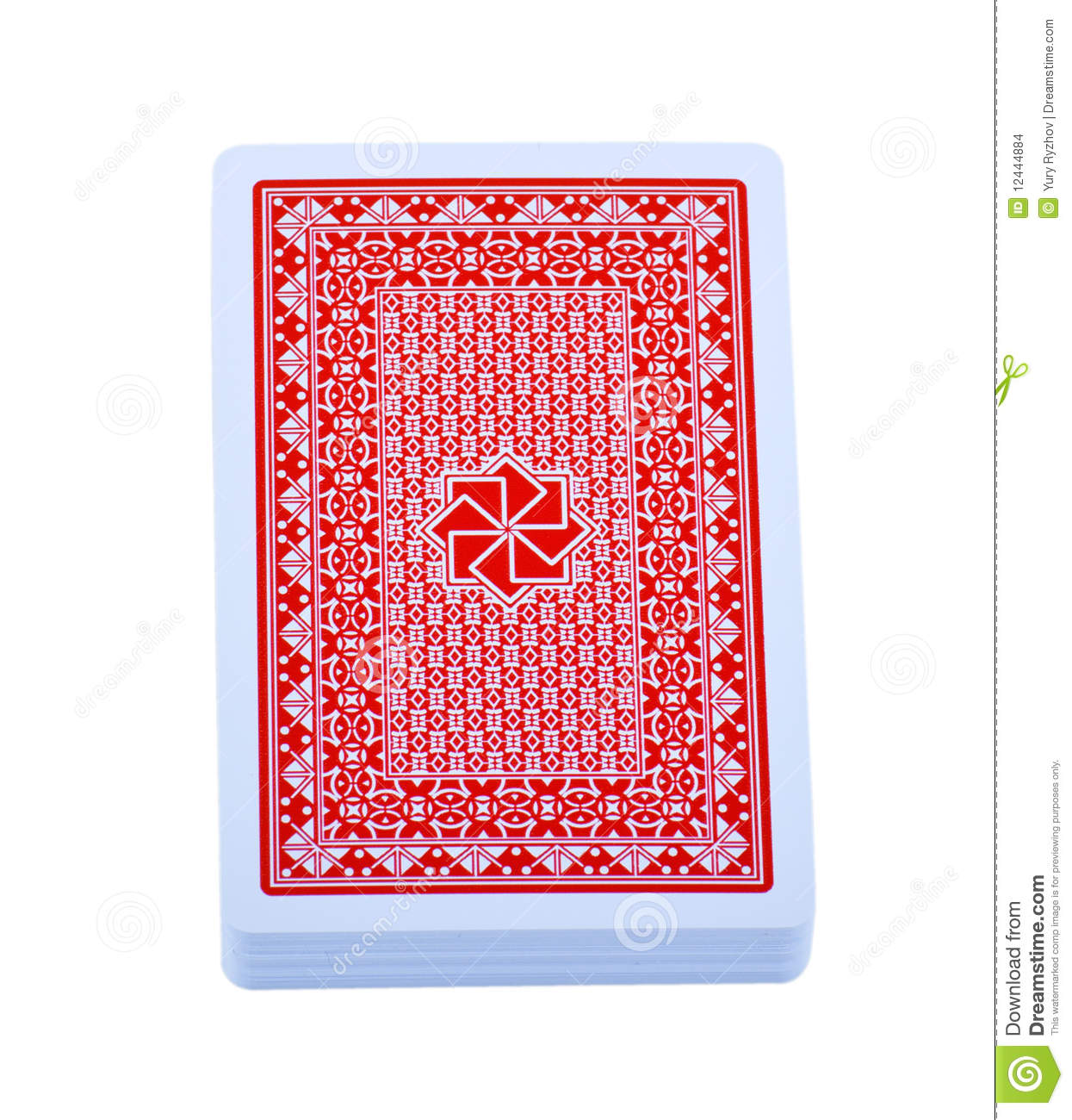 Pack Of Playing Cards ...
