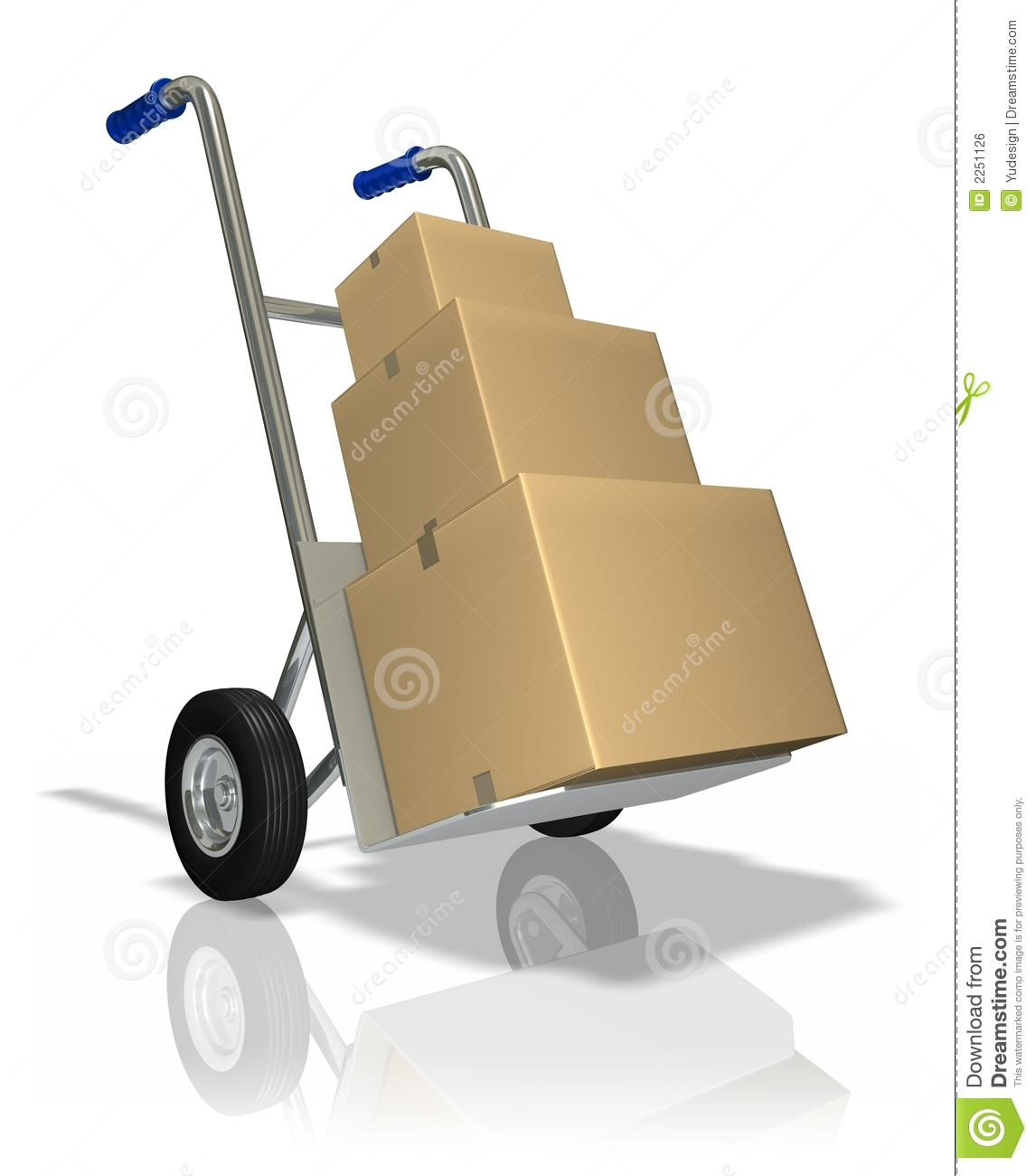 Office Relocation Clipart