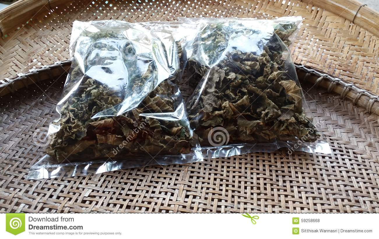 how to package tea leaves