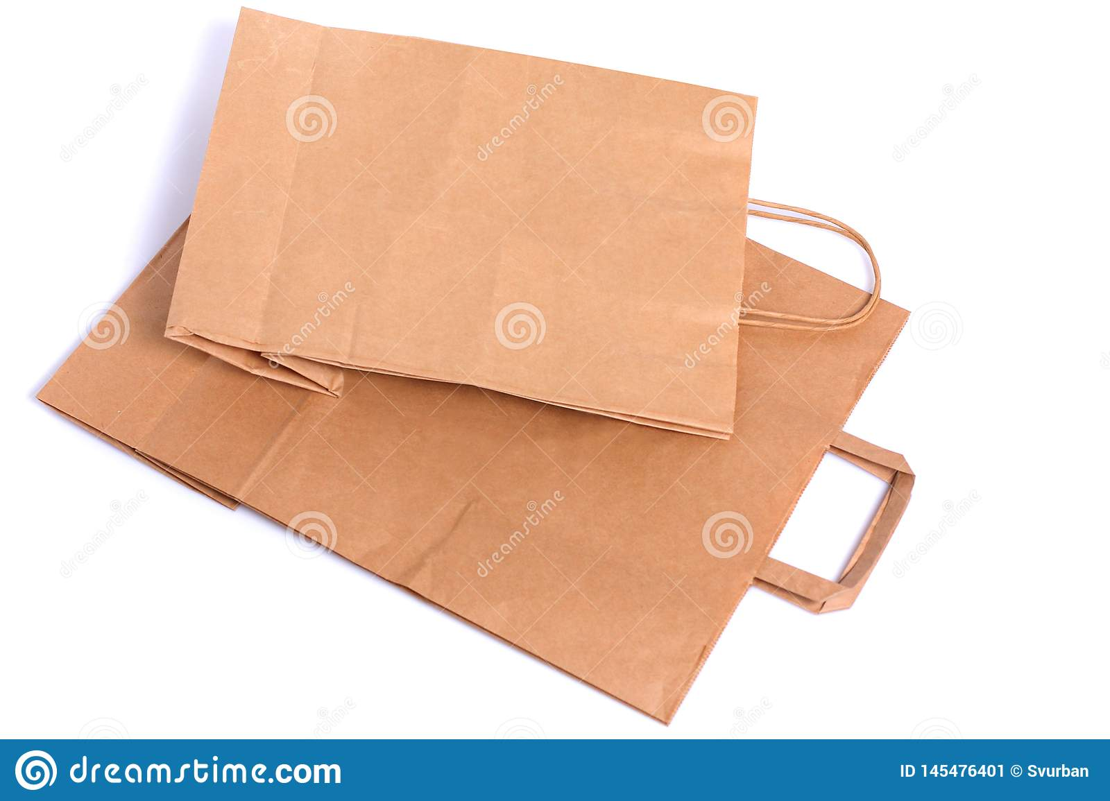 Package paper isolated