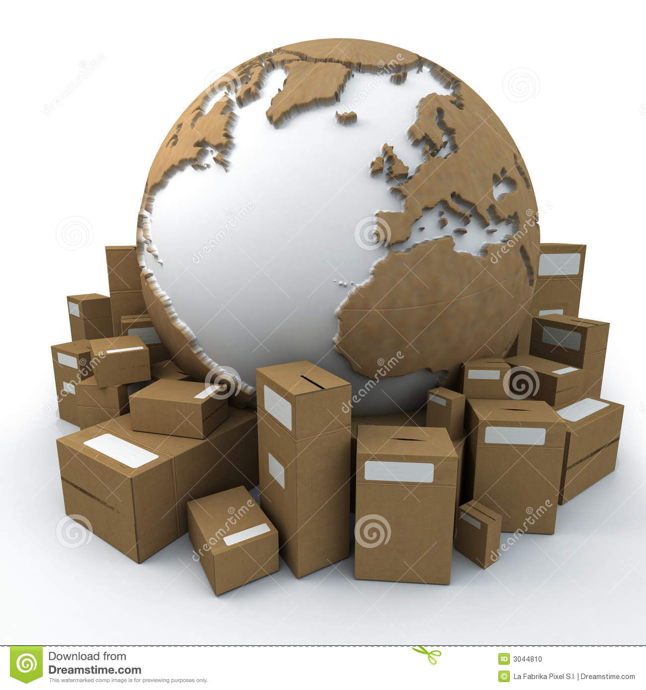 Packaged world