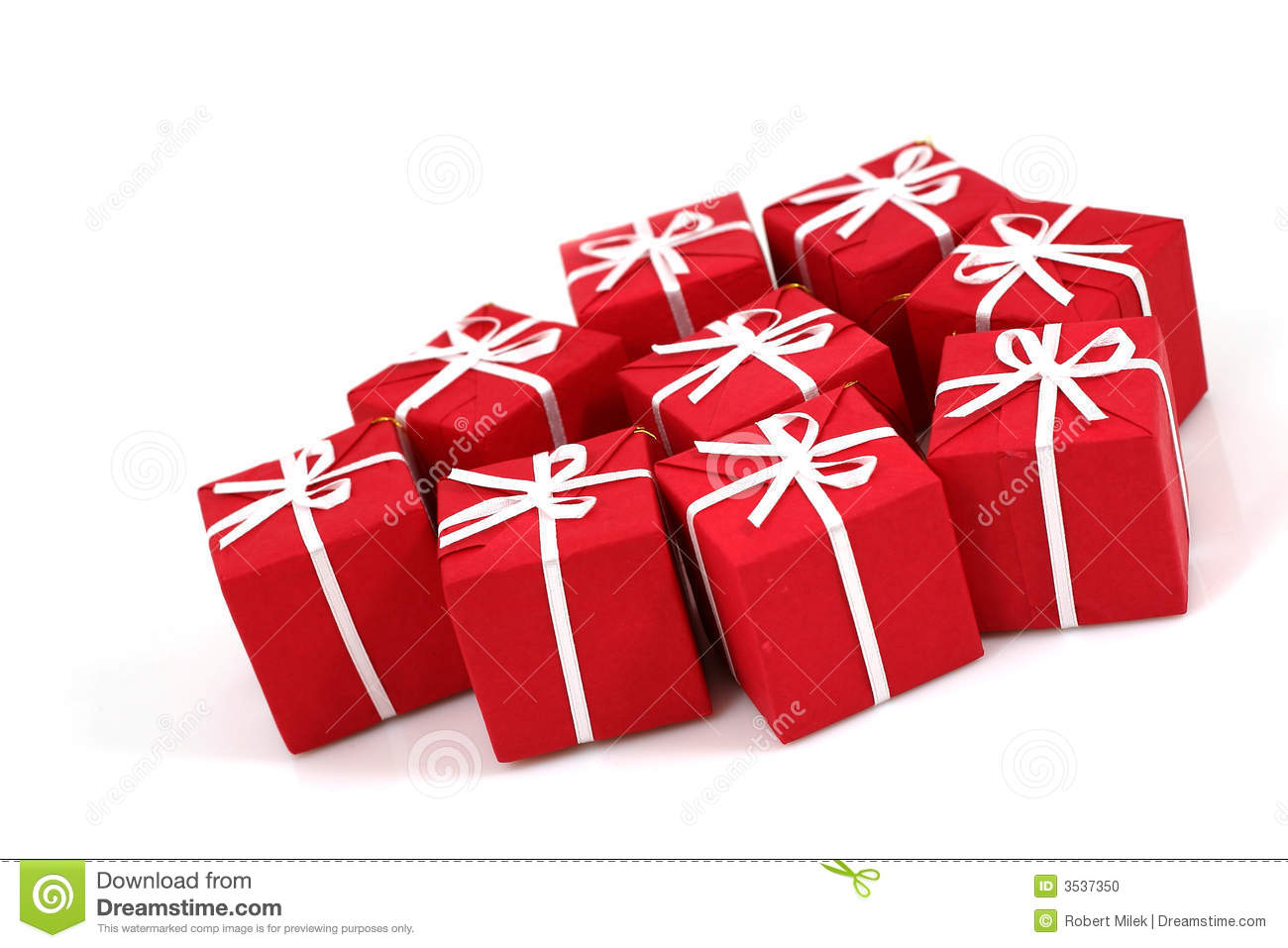 Christmas packages for me ensign