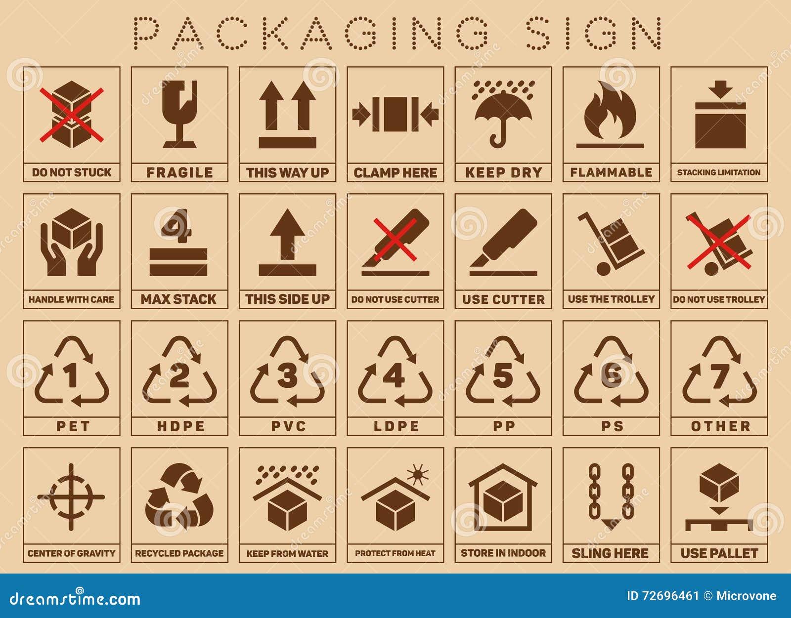 Caution symbols carton box stock illustrations 30 caution symbols packaging sign or symbols packaging signs or packaging symbols packaging symbol standard and care biocorpaavc Choice Image